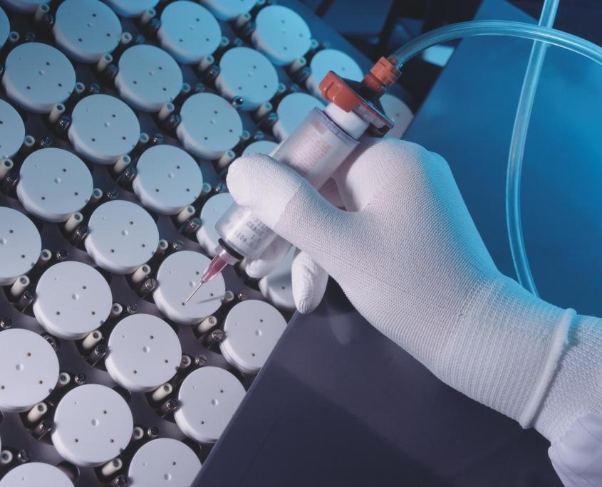 Produktion des keramisch kapazitiven Sensors